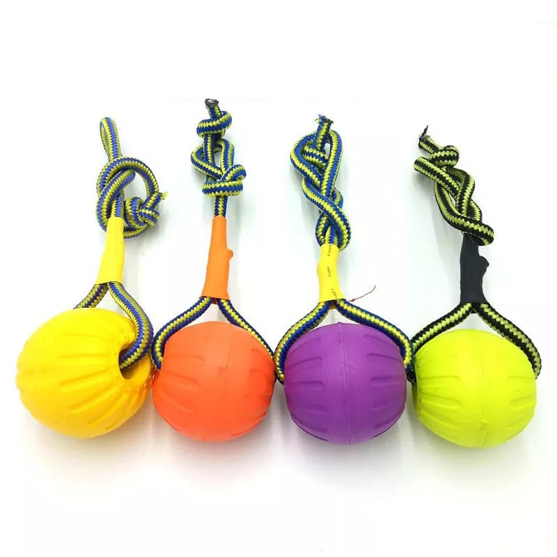 Indestructible Teeth Rubber Bite Toys