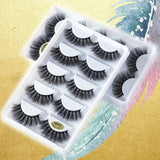 3d Mink Thick Real Eyelashes