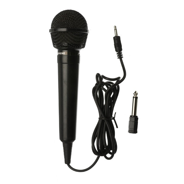 Universal 3.5mm Wired Microphone