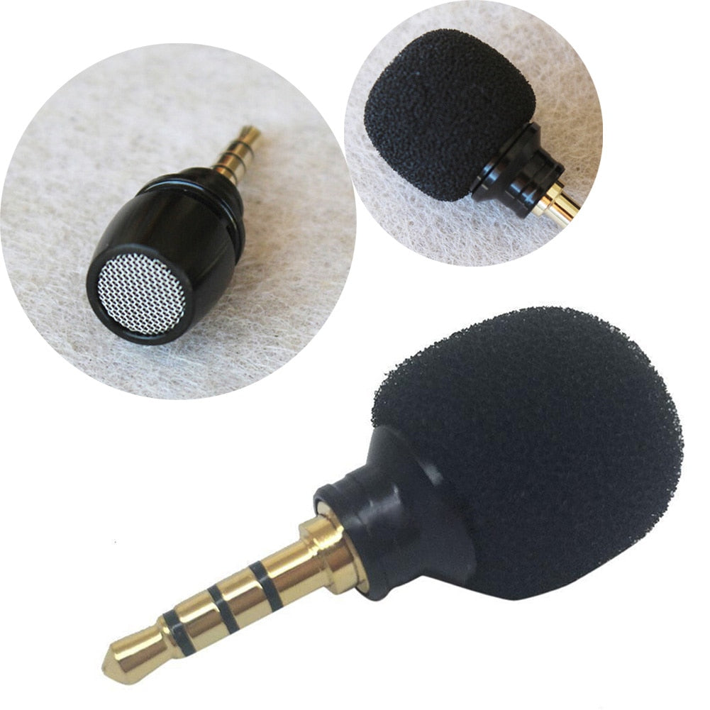 Portable Smart Mic Microphone