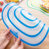 Plastic Transparent Cutting Board