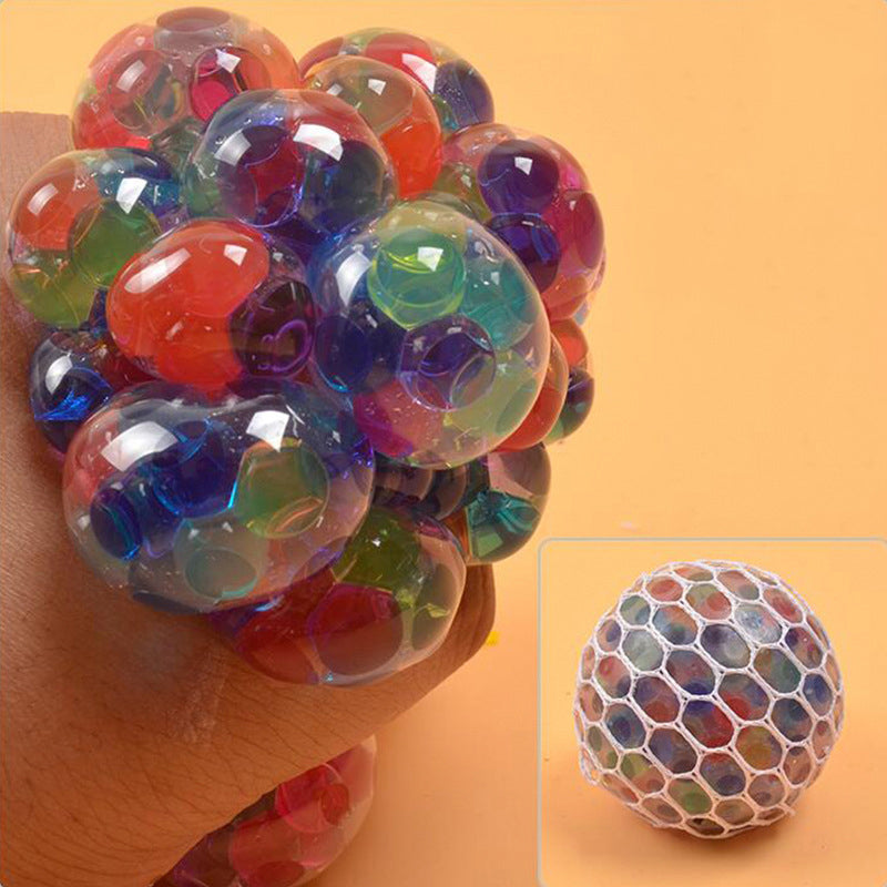 Colorful Grape Ball Antistress Toys