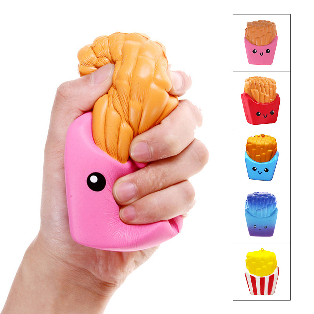 Squishy French Fries Antistress Toys
