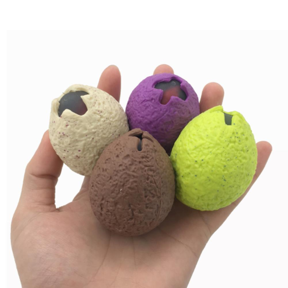 Squeeze Dinosaur Eggs Antistress Toy