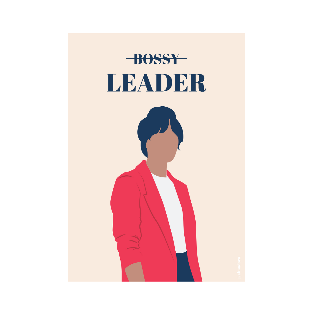Leader - Poster or occasion card