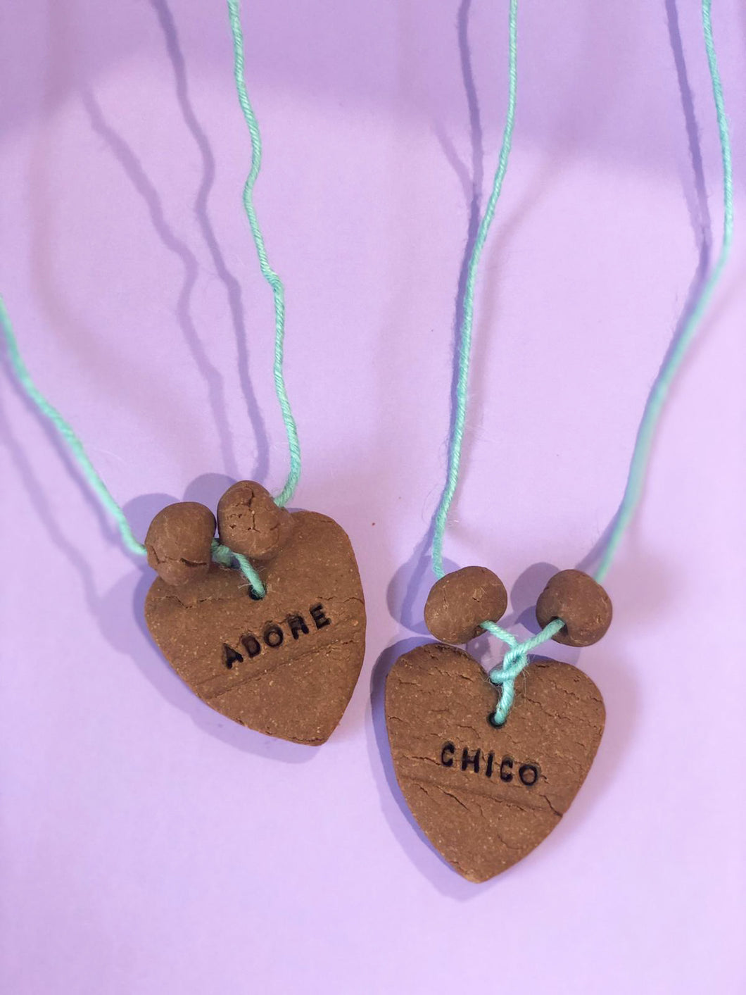 Valentine Personalised Pooch Necklace