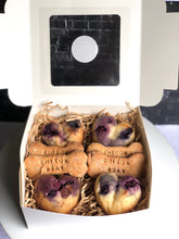 Load image into Gallery viewer, Berry Friands