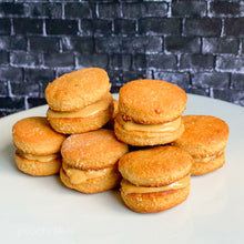 Load image into Gallery viewer, Peanut Butter Macarons