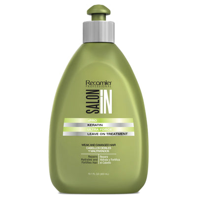 LEAVE ON TREATMENT KERATIN ULTRA FORCE - RECAMIER