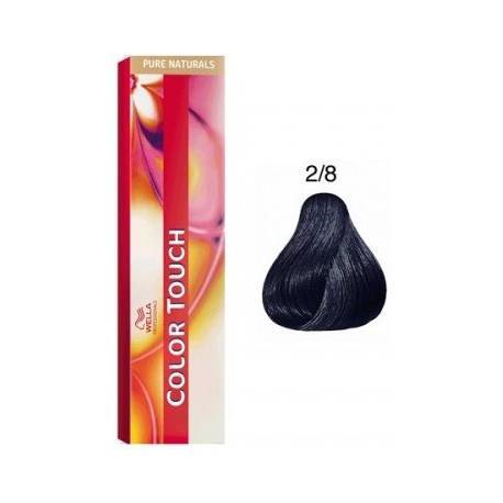 2/8 NEGRO AZUL COLOR TOUCH - WELLA