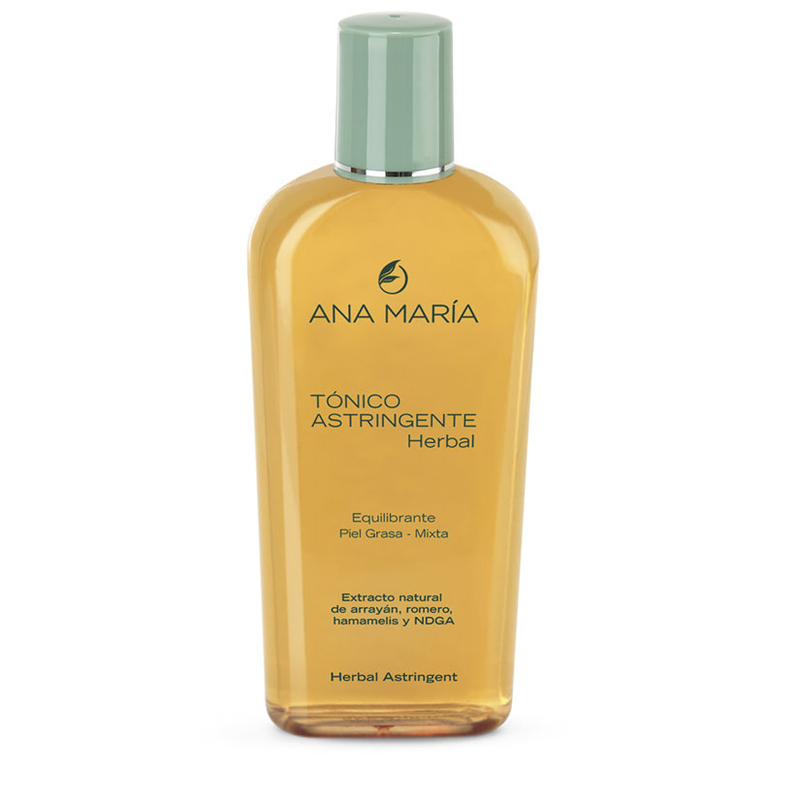 TONICO ASTRINGENTE HERBAL x180ML -ANA MARIA