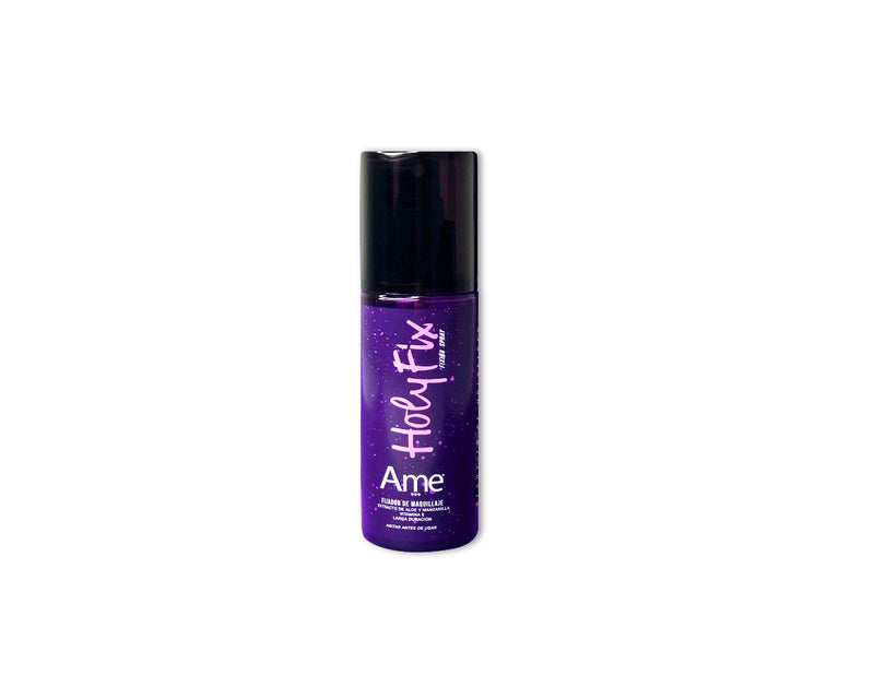 FIJADOR DE MAQUILLAJE HOLY FIX 130ML - AME COSMETICOS