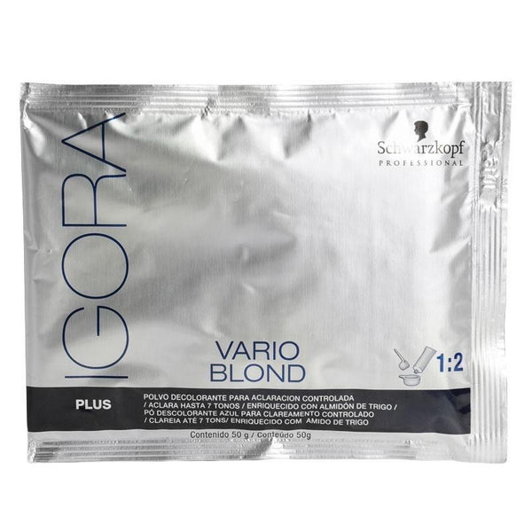 VARIO BLOND PLUS 50GR  - IGORA