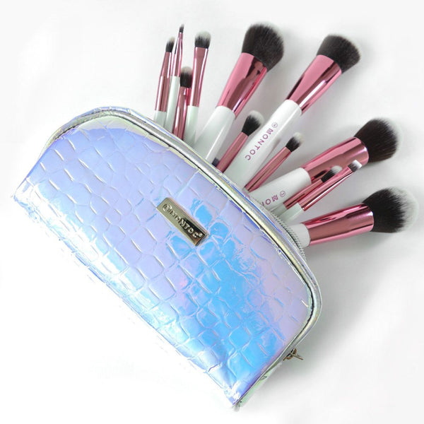 KIT DE BROCHAS MERMAID CASE  - MONTOC