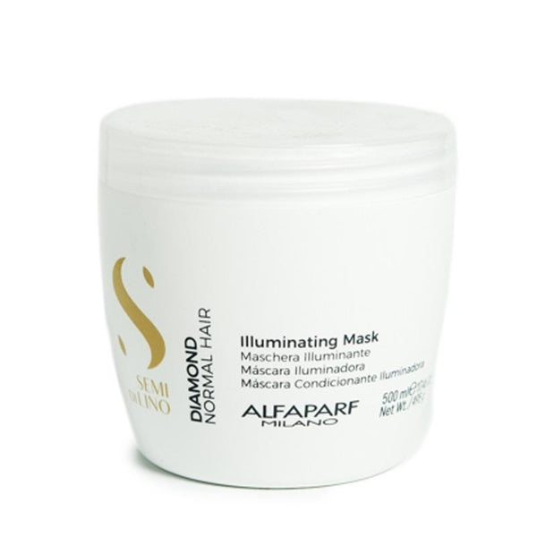 SEMI DE LINO RECONSTRUCTION MASCARILLA X500 ML - ALFAPARF