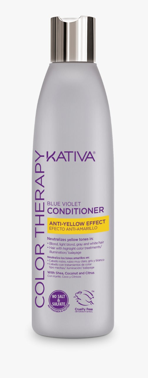 CONDITIONER BLUE VIOLET X300  - KATIVA