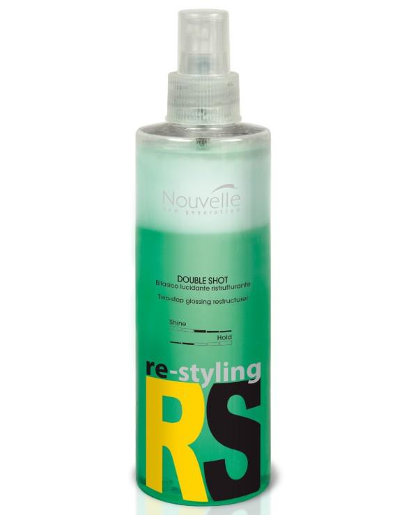 RE-STYLING DOUBLE SHOT X 250ML - NOUVELLE