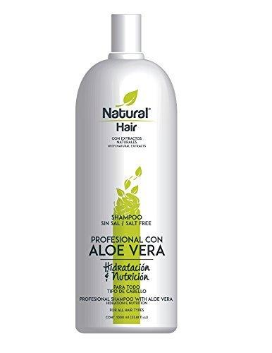 SHAMPOO CON ALOE VERA X 1000ML - NATURAL HAIR - NAPROLAB