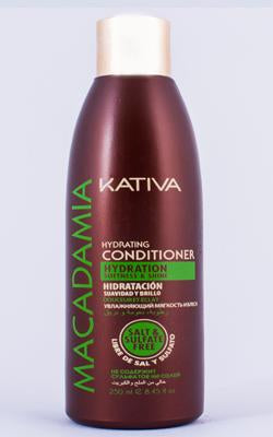 KATIVA MACADAMIA CONDITIONER X 250 ML