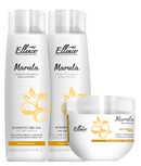 KIT EXTRACTO DE MARULA X 300ML - ELLENCE PROFESSIONALE