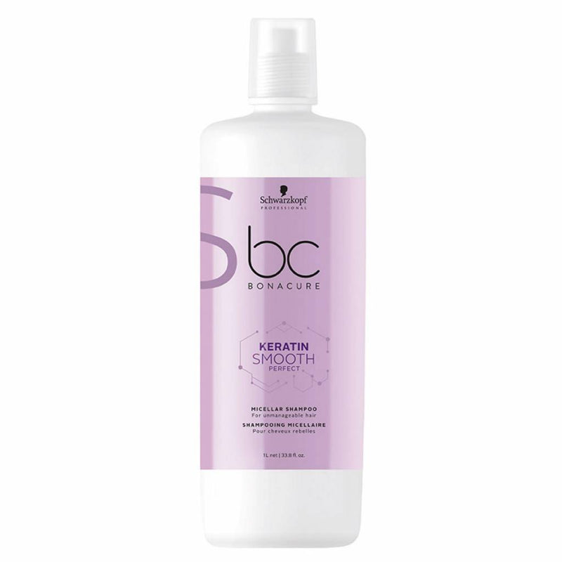SHAMPOO SMOOTH PERFECT BC 1000 ML PN - SCHWARZKOPF