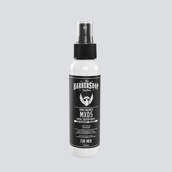 MINOXIDIL BARBER SHOP X 120ML - BOSLEY