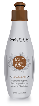 TONO SOBRE TONO CHOCOLATE X250 ML - DOLPHIN ROSE
