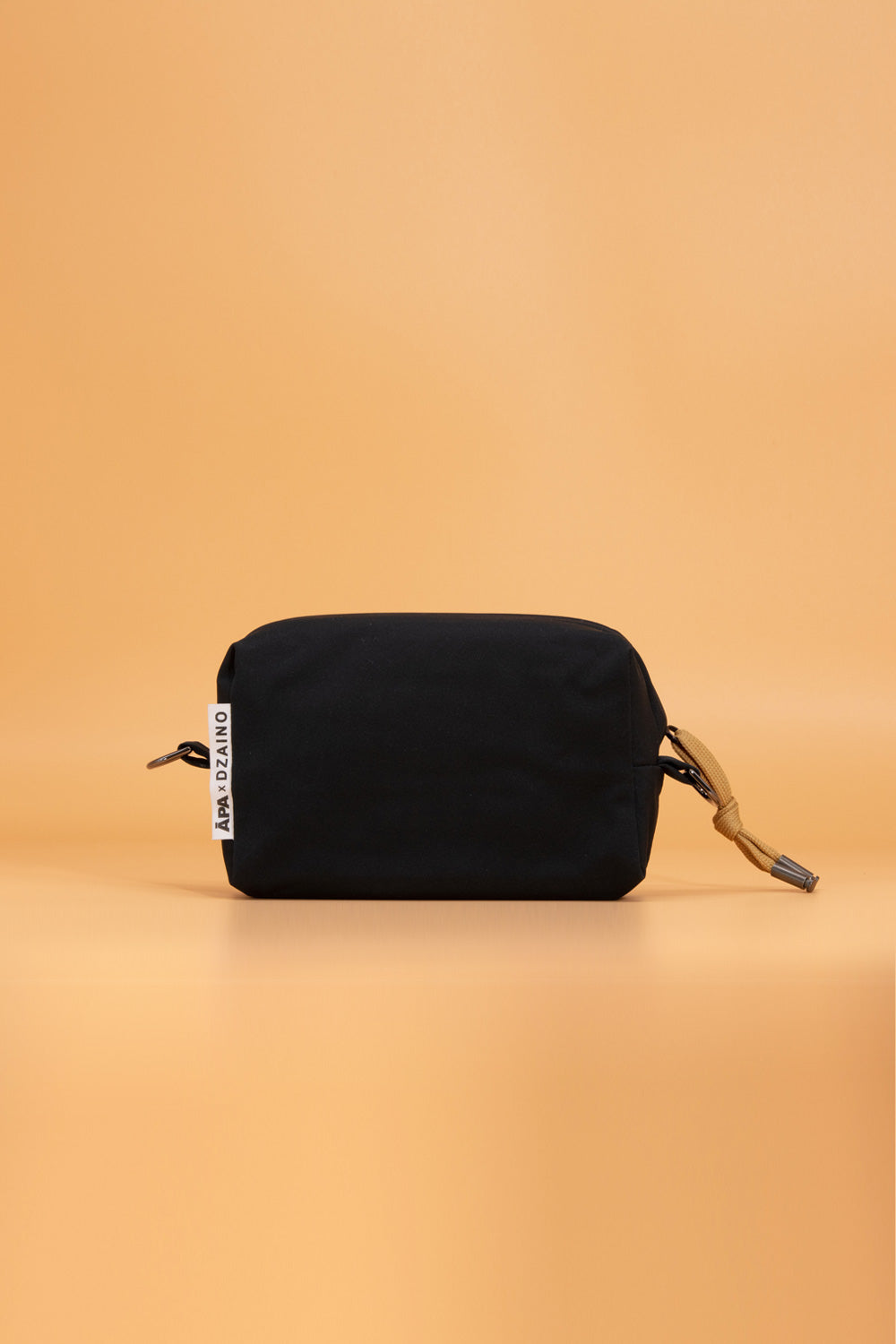 Travel Pouch SAMPLE Midnight Black