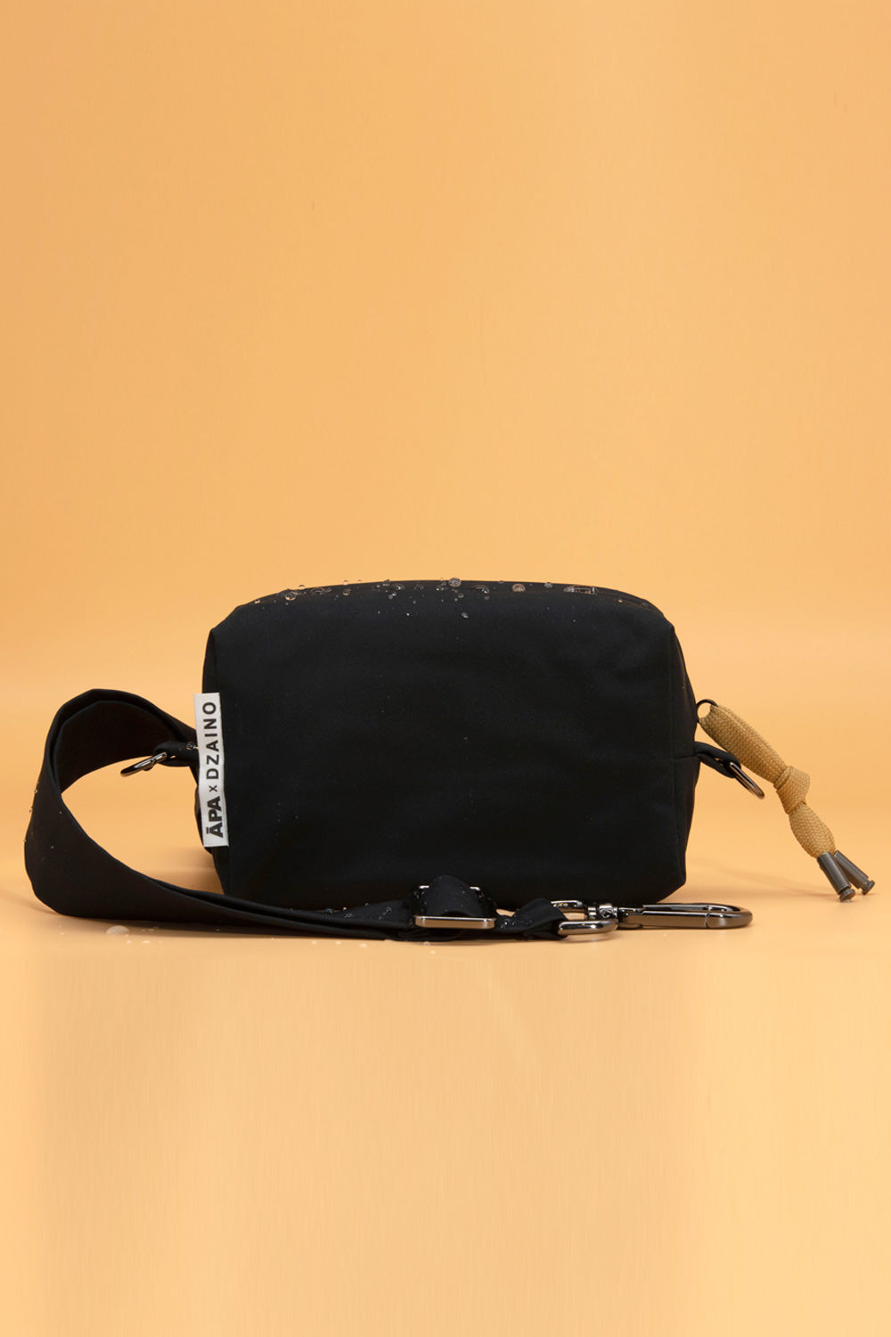 Travel Pouch Midnight Black