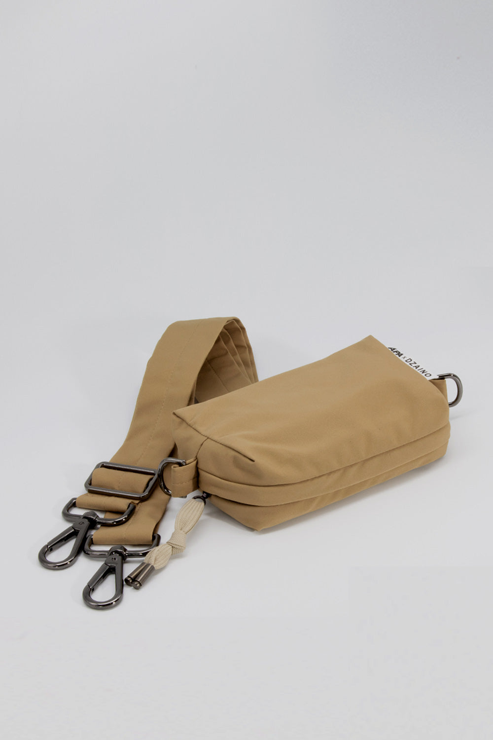 Travel Pouch SAMPLE Beige Caramel