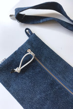 Load image into Gallery viewer, Cross Bag Navy