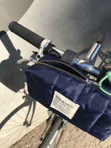 Bike Bag Puffa Navy