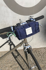 Load image into Gallery viewer, Bike Bag Puffa Navy