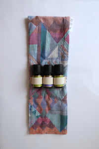 Essential Oil Wallet Cosy Curtain *Lim. Ed.*