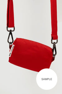 Travel Pouch SAMPLE Reddest Red