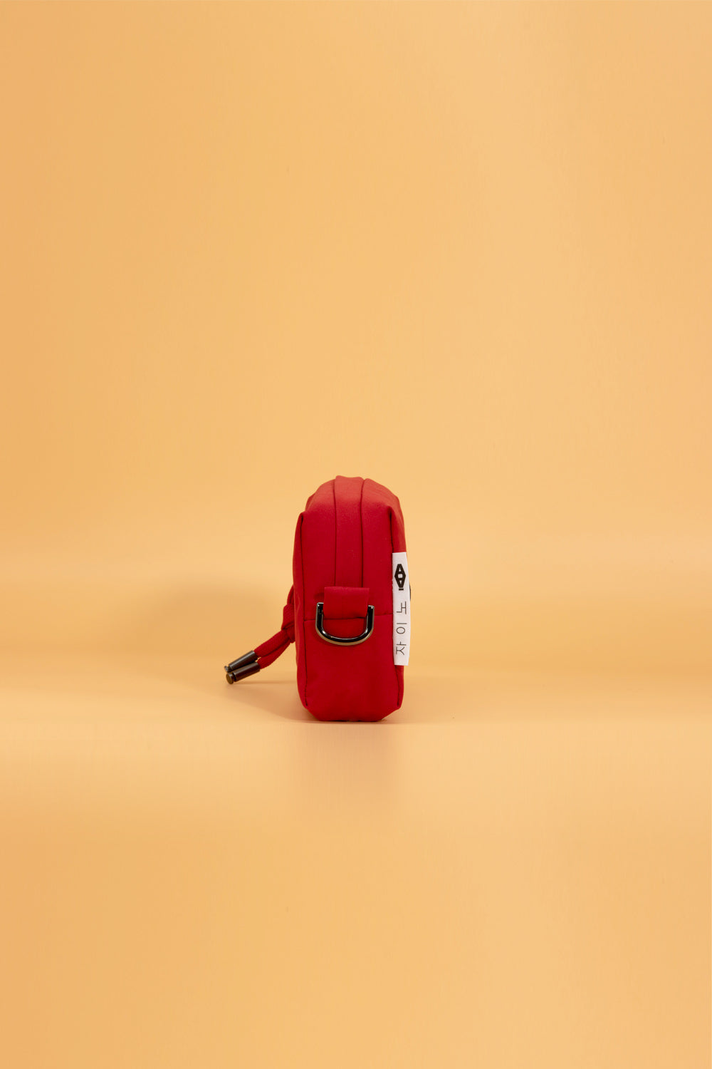 Travel Pouch Reddest Red