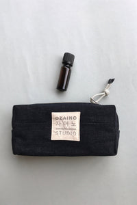 Essential Oil Bag Advanced Dark Blue Rawdenim