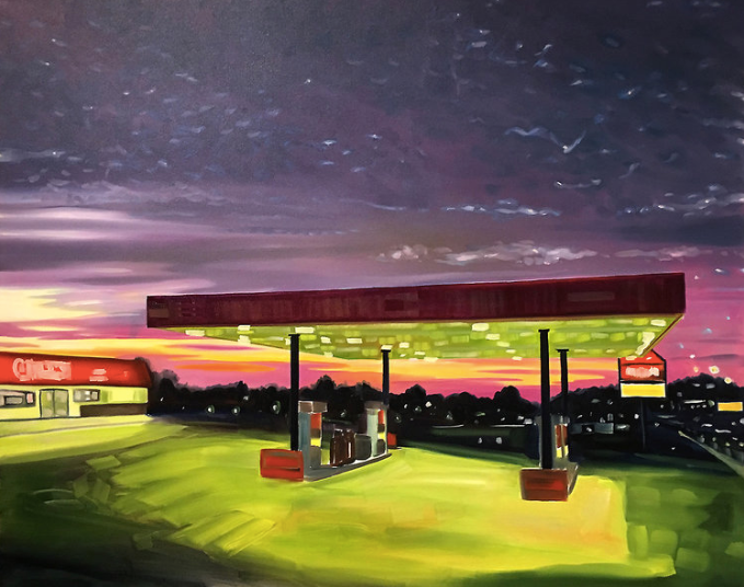 Gas Station Shine