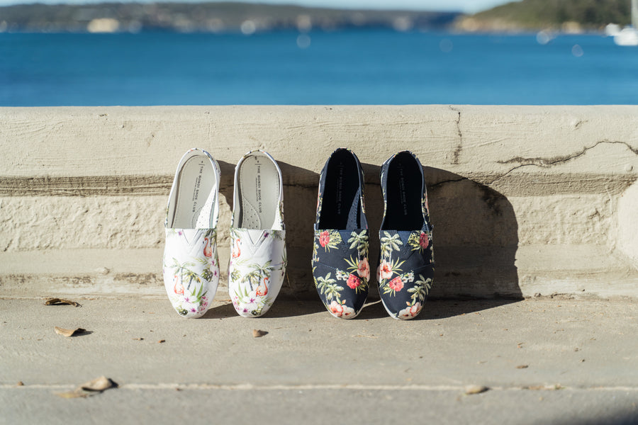 Our brands - The Bondi Shoe Club 'Supporting Marine Conservation'