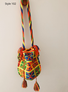Wayuu Hand Made Colombian Bag - limited units available - Papaya Lane