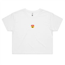Load image into Gallery viewer, Emoji Cotton Crop Top PLV004AU