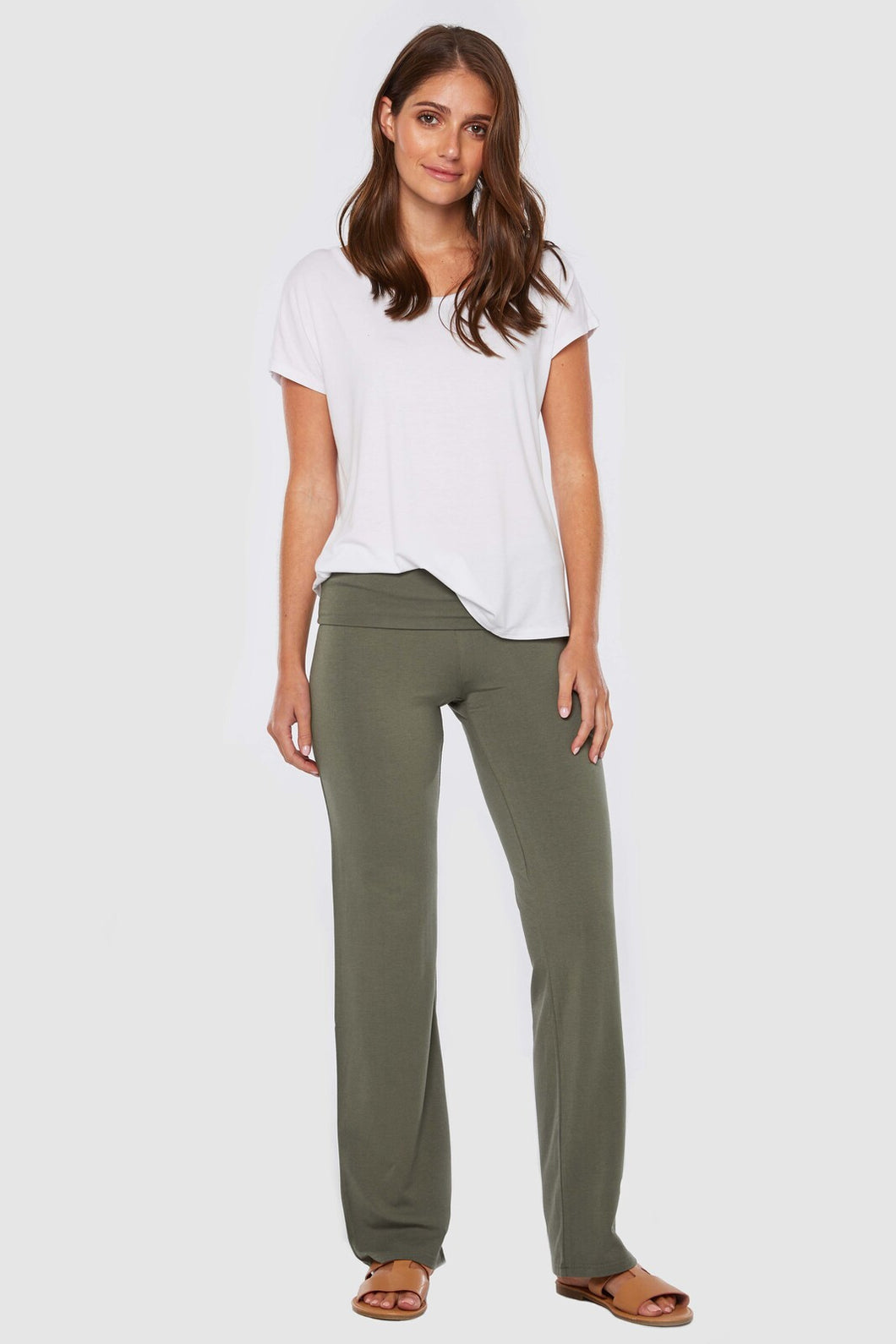 Essential Bamboo Pants - Bamboo Body - Papaya Lane