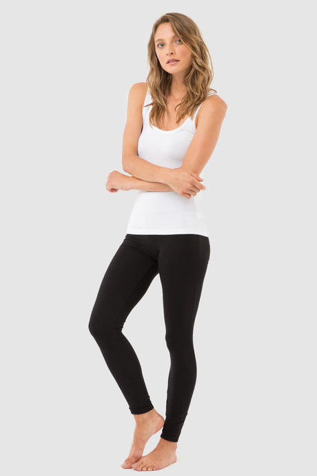 Soft Bamboo Leggings - Bamboo Body Activewear