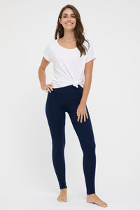 Soft Bamboo Leggings - Bamboo Body Activewear - Papaya Lane