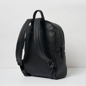 Belong Vegan Leather Black Backpack - Urban Originals - Papaya Lane