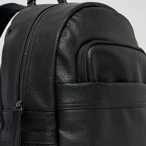 Belong Vegan Backpack - black