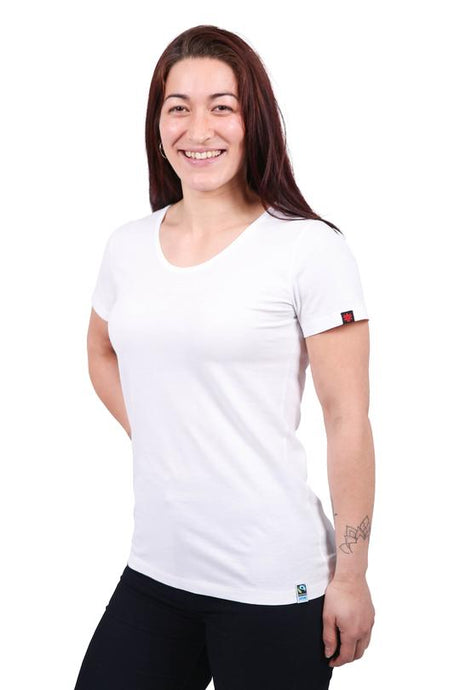 Etiko Round Neck Organic Fairtrade T-shirt