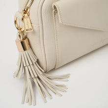 Load image into Gallery viewer, Southern Gypsy Vegan Leather Cream / Beige Bag - Crossbody Bag - Urban Originals - Papaya Lane