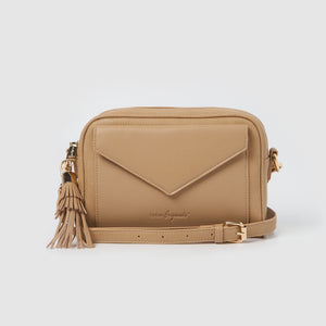 Southern Gypsy Vegan Bag - Taupe