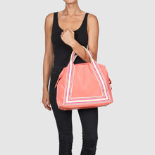 Load image into Gallery viewer, Supreme Melon Vegan Bag - Watermelon colour large bag - Urban Originals